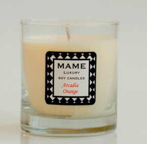 Mame Soy Candles