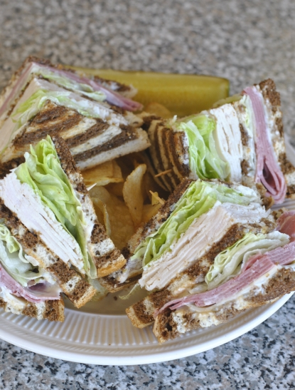 Double Decker Sandwich