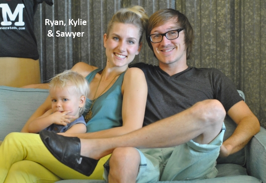 Ryan, Kylie & Sawyer Durkin