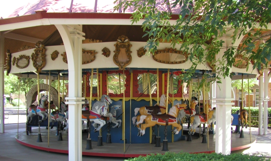 Antique Carousel