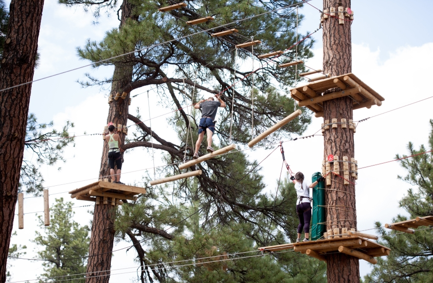 Flagstaff Extreme Adventure Course
