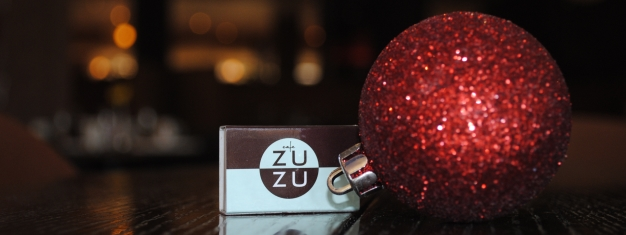 ZuZu Ornament